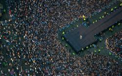 چیزهایی که باید درباره پارک اعتراض در تهران بدانیم
