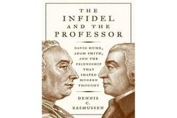داستان دوستی دیوید هیوم و آدام اسمیت در یک کتاب