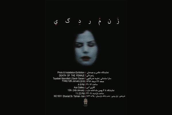 نمایشگاه زن مردگی