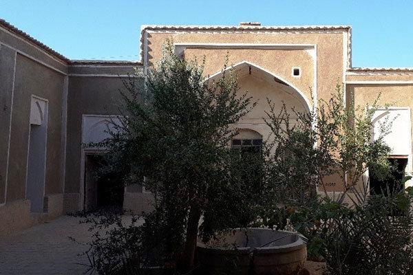 مرمت خانه افضل بیک رفیعی در خوسف به پایان رسید