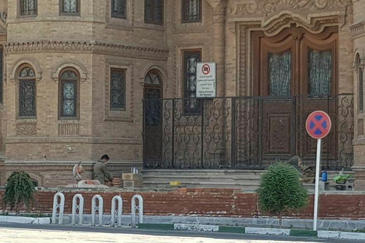 2684609 - چیزهایی که باید درباره پارک اعتراض در تهران بدانیم