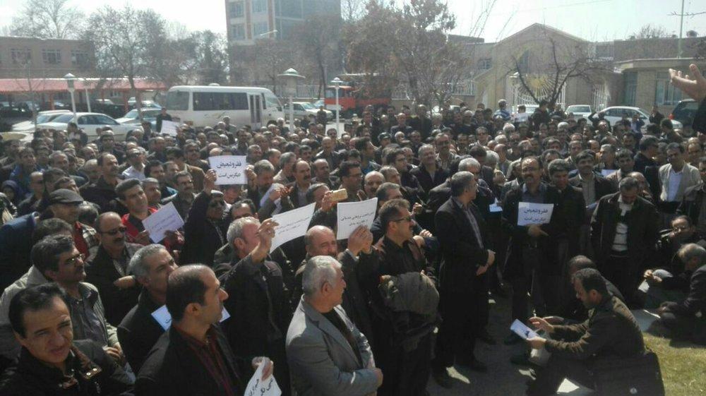 2684610 - چیزهایی که باید درباره پارک اعتراض در تهران بدانیم