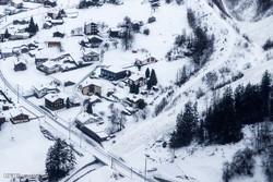 سوئیزرلینڈ میں برفانی تودے گرنے کے خدشہ سےدیہاتی باشندوں کو نکال لیا گیا