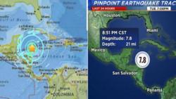 """زلزال مدمر يضرب هندوراس وتخوف من """"تسونامي"""""""