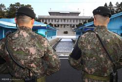 مذاکره مقامات دو کره