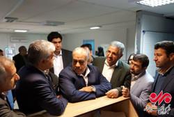 افتتاح بخش دیالیز بیمارستان بانگر سرپلذهاب