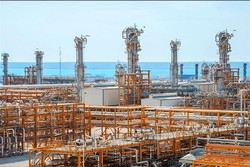 Iran starts gas production at South Pars 14
