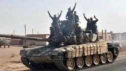 Syrian army regains control over strategic areas in Hama, Idleb