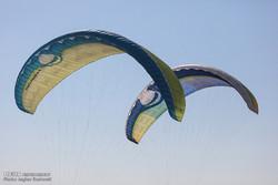 دومین جشنواره اکروباسی کشور در جزیره قشم