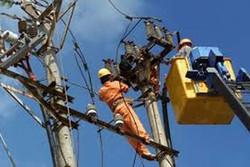 پروژه توسعه برق بخش دارخوین آغاز شد