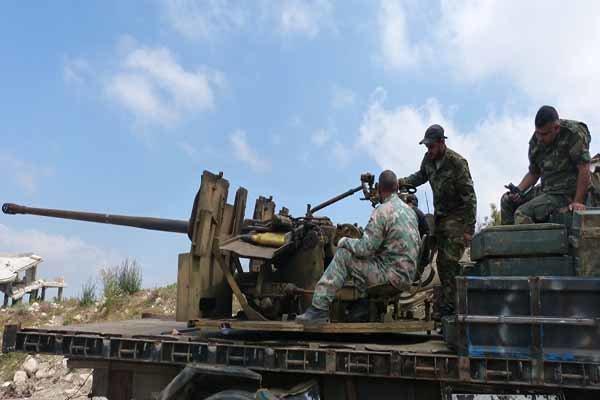 تسلط ارتش سوریه بر «حی القدم»/شهر عفرین در محاصره است