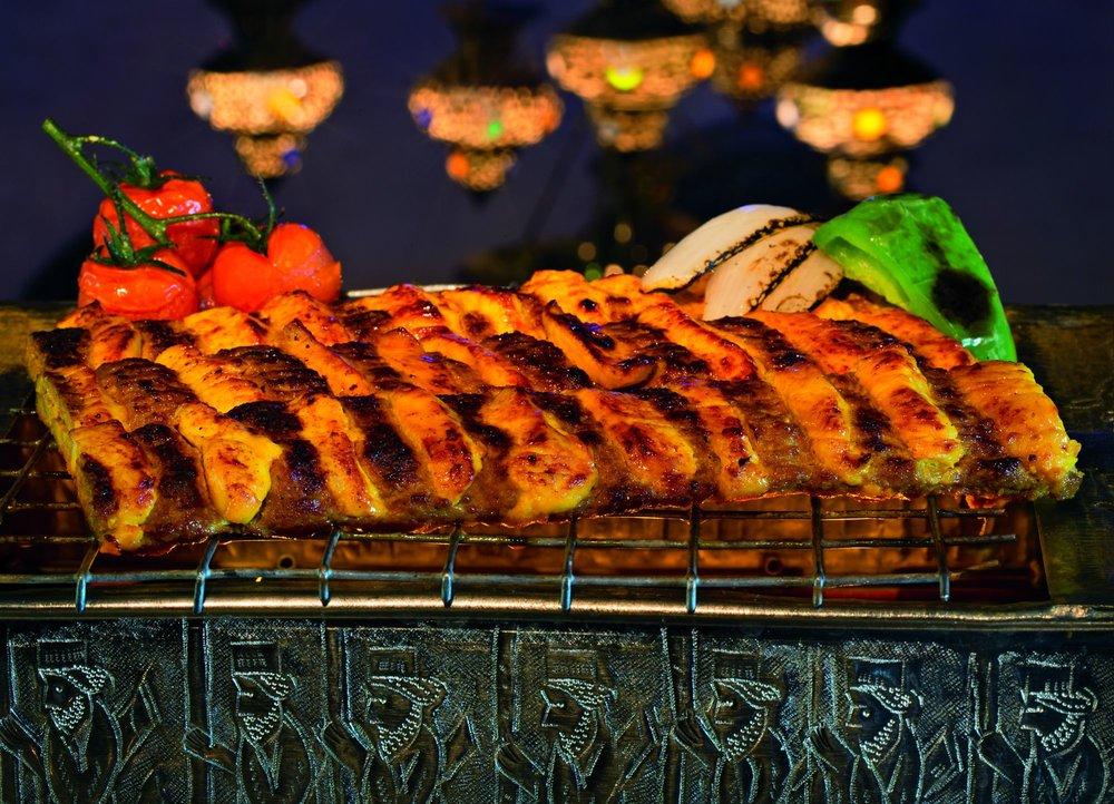 Eating like an Iranian: A survey on Persian food