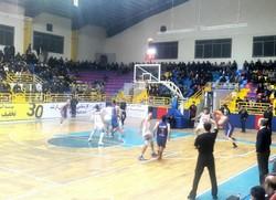 تیم بسکتبال شهرداری گرگان از صعود به نیمه نهایی بازماند