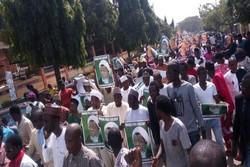 Nijerya halkı Şeyh Zakzaki'nin serbest bırakılmasını istiyor