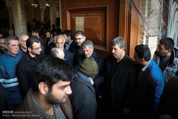 Ayt. Hashemi Rafsanjani commemorated on 1st demise anniv.