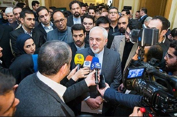 ظريف: الاتحاد الاوروبي سيدعم الاتفاق النووي لفظيا وعمليا