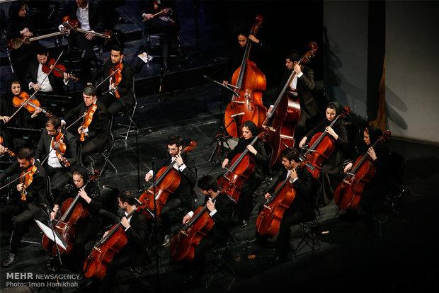 دومین روز سی و سومین جشنواره موسیقی فجر