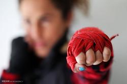 Avustralya'daki spor alanlarında başörtülü kadınlar