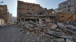 Magnitude 7.3 quake which hit city of Sar-pol Zahab on November 12 caused widespread devastation to the area.
