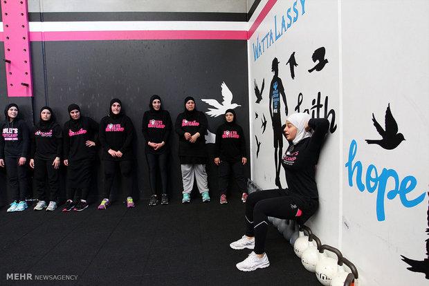 زنان مسلمان در عرصه های ورزشی استرالیا