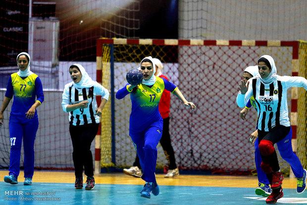 ايران تهزم لبنان في بطولة غرب آسيا لكرة اليد للسيدات