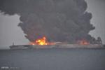 بحر اسود میں 2 کارگو جہازوں میں آگ لگنے سے 14 افراد ہلاک