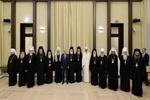 کمک روسیه در بازسازی اماکن مذهبی مربوط به مذاهب مختلف در سوریه