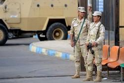 الجيش المصري يعلن مقتل 19 مسلحا في سيناء