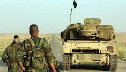 Syrian Army continues operations against terrorist positions in Damascus