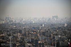 کیفیت هوای ۴ منطقه مشهد در شرایط ناسالم قرار گرفت
