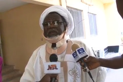 Sheikh Zakzaky explains his son details of meeting with doctors, press