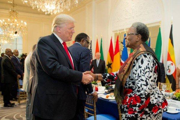 ترامپ و روابط با کشورهای آفریقایی