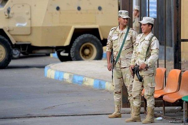 ارتش مصر از کشته شدن ۱۹ فرد مسلح در سینا خبر داد
