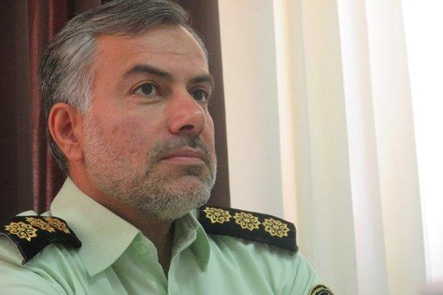 محمد رضا افضلی فرمانده یگان حفاظت میراث سمنان - کراپشده