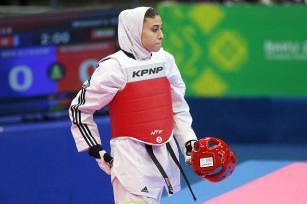گام بلند کیانی برای کسب سهمیه المپیک/ پیروزی برابر قهرمان جهان