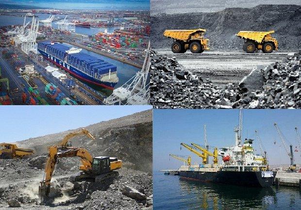 چابهار به قطب صادرات محصولات معدنی منطقه تبدیل میشود
