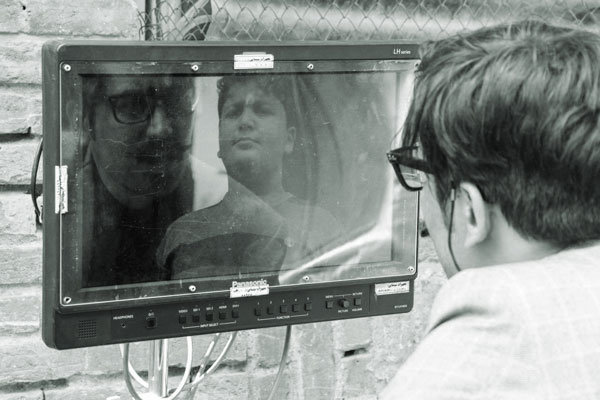 آقای کارگردان