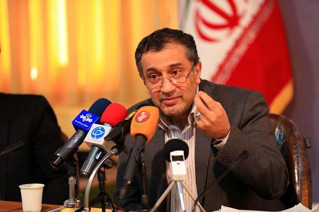 مسعود تجریشی معاون محیط زیست انسانی سازمان حفاظت محیط زیست