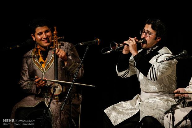 33. Fecr Müzik Festivali dördüncü durağında