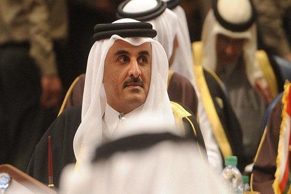 روابط دوجانبه؛ محور گفتگوی امیر قطر و رئیسجمهور تونس