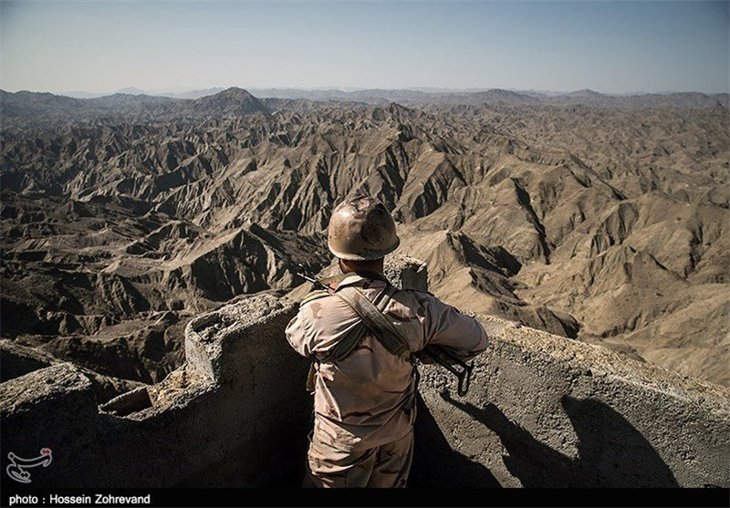 IRGC Claims Clash With ISIS Militants IN Western Iran