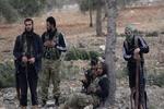 تروریستها در «حرستا» سلاح را بر زمین گذاشته و به ادلب میروند