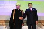 نشان و مدال مسلمانان شاخص اروپا اهدا شد