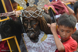 مراسم مذهبی «بلک نازارنه» در فیلیپین