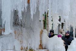 زمستان سرد در نیمکره شمالی