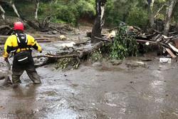 کولمبیا میں شدید بارشوں کے بعد مٹی کے تودے گرنے سے 11 افراد ہلاک