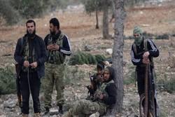 تروریست ها در سوریه