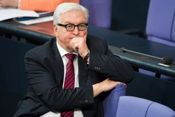 What is Steinmeier thinking about?