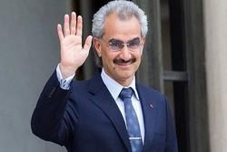 «ولید بن طلال»: احتمالا به زودی آزاد شوم