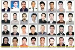 مراسم تكريم شهداء ناقلة النفط الإيرانية في مدرسة الشهيد مطهري